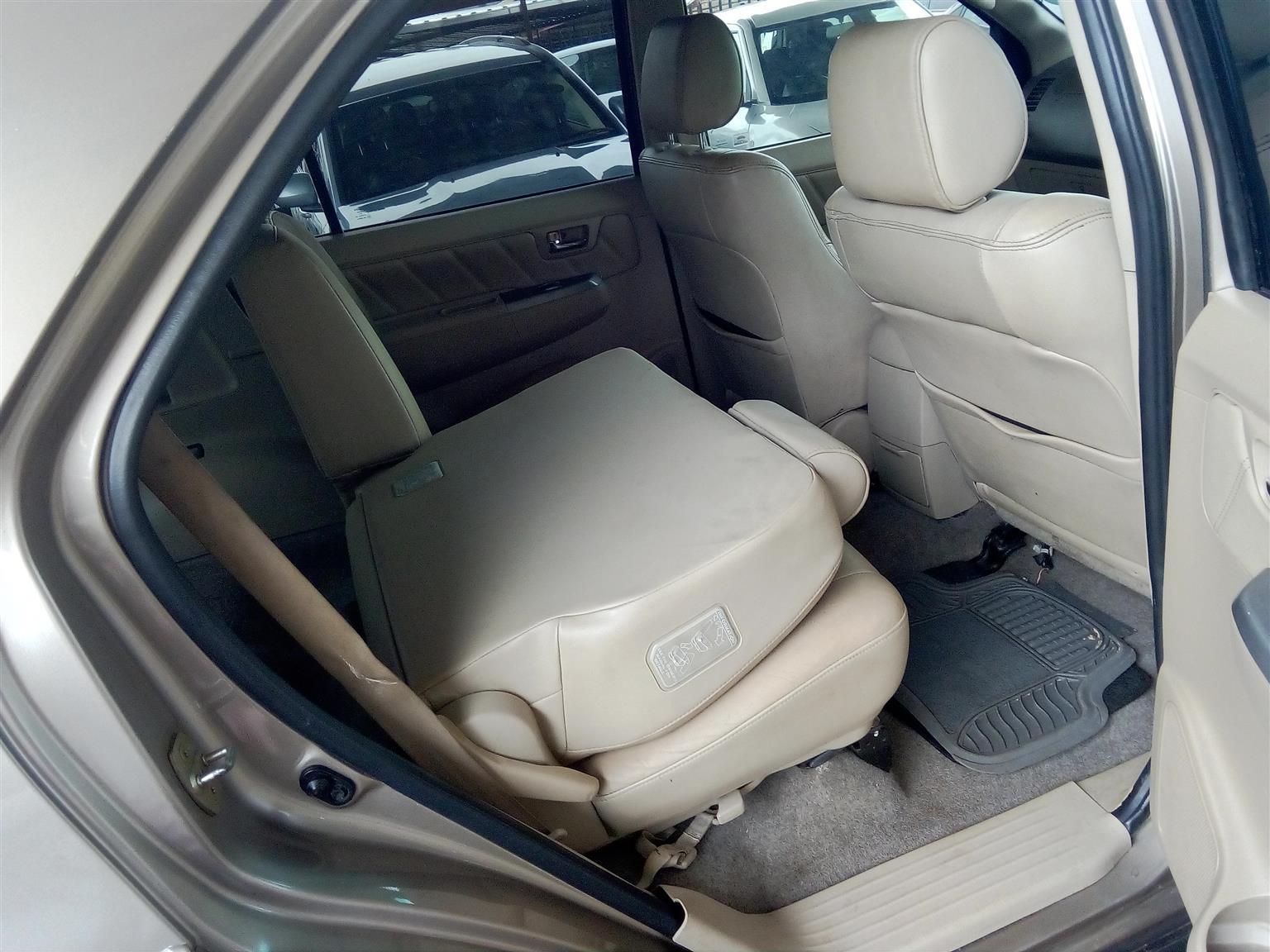 2014 Toyota Fortuner 3.0D 4D 4x4