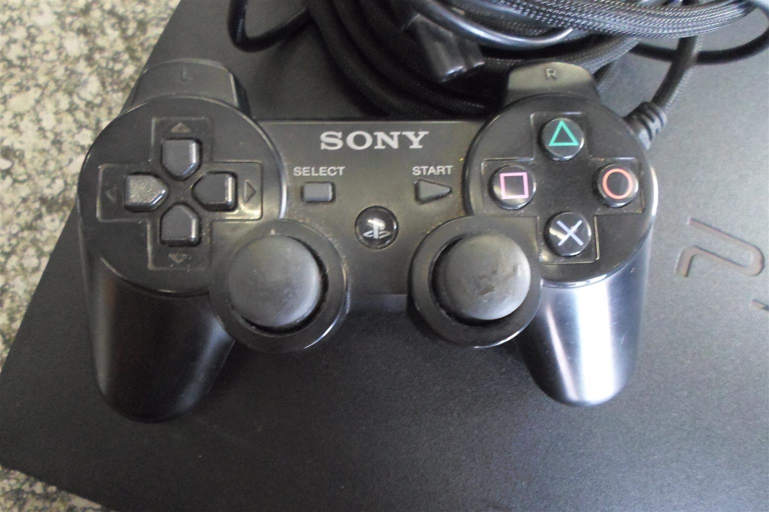 250GB Playstation 3