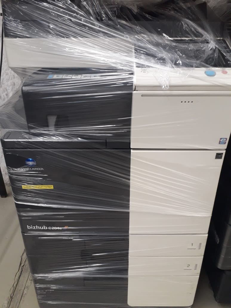Used Konica  Minolta Printers - Free Delivery & Installation