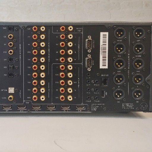 Arcam AV-888 High End HDMI Processors with balanced outputs