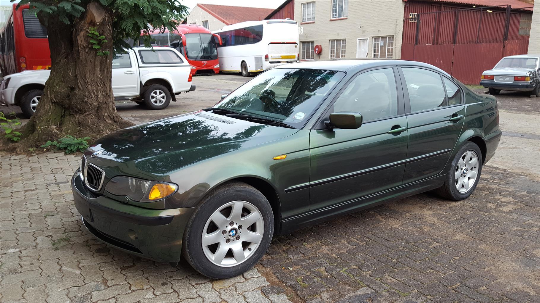 2005 Bmw E46