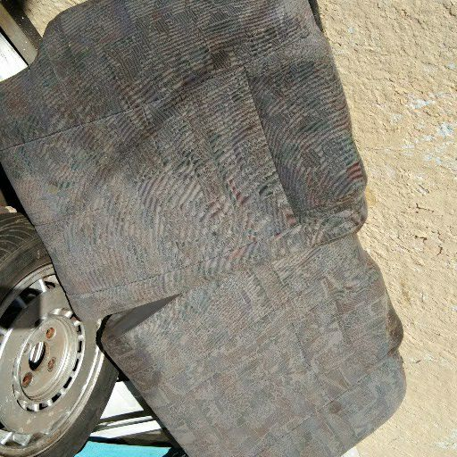 Toyota Tazz rear back rest seat only