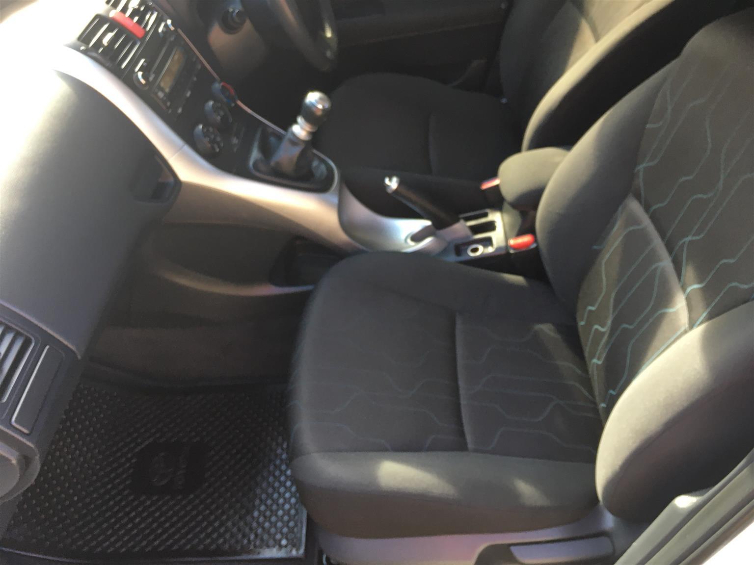 2012 Toyota Auris 1.3 X