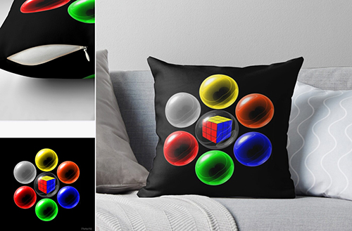 Unique Online Art for Clothing and Household Decor