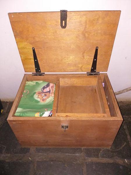 Sewing box cum tool box