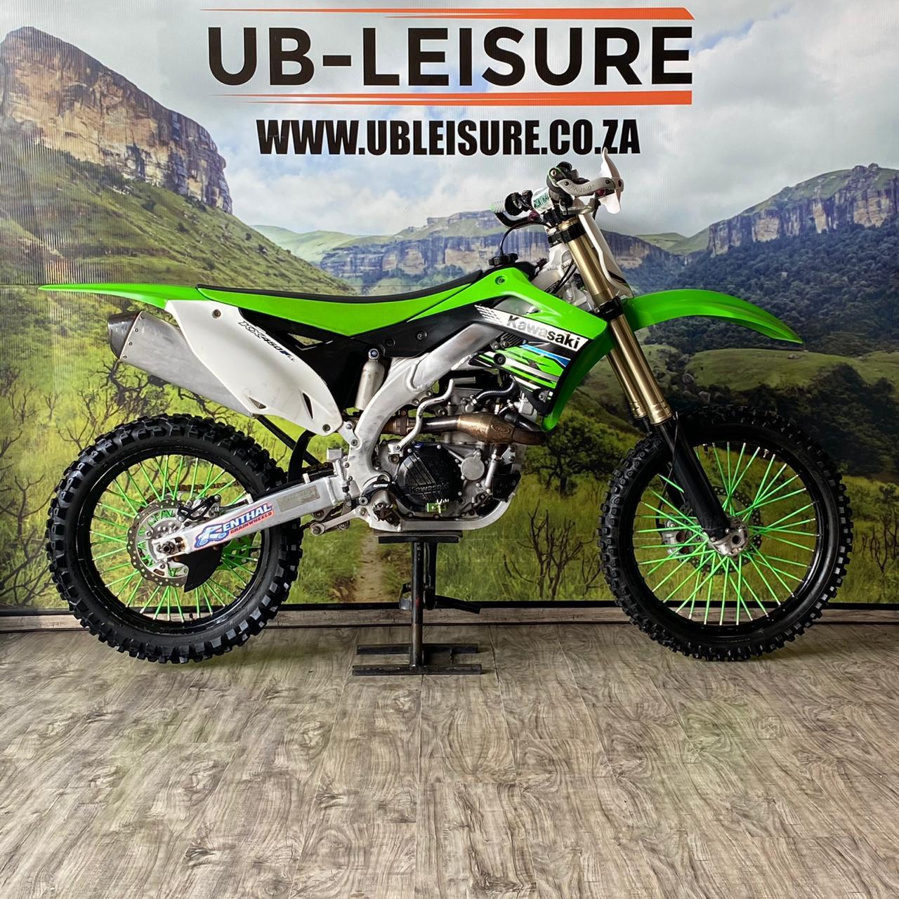 2012 Kawasaki KX