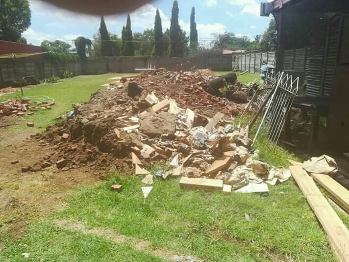 Garden Waste and Rubble Removal