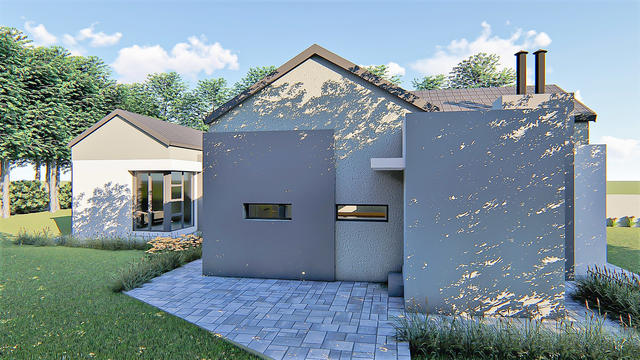 Modern, Single Storey House with great layout