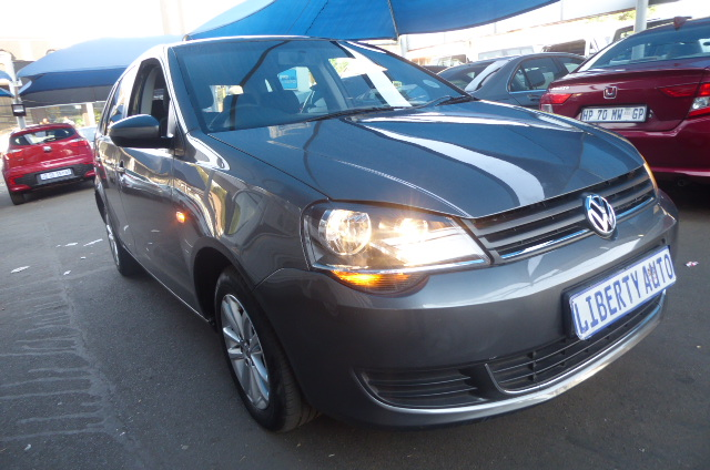 2016 VW Polo Vivo hatch 5-door POLO VIVO 1.4 COMFORTLINE (5DR)