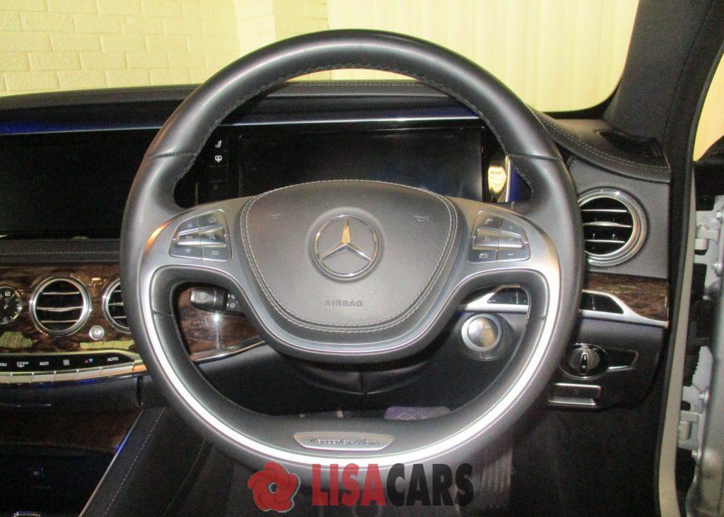 2014 Mercedes Benz S Class S400 Hybrid