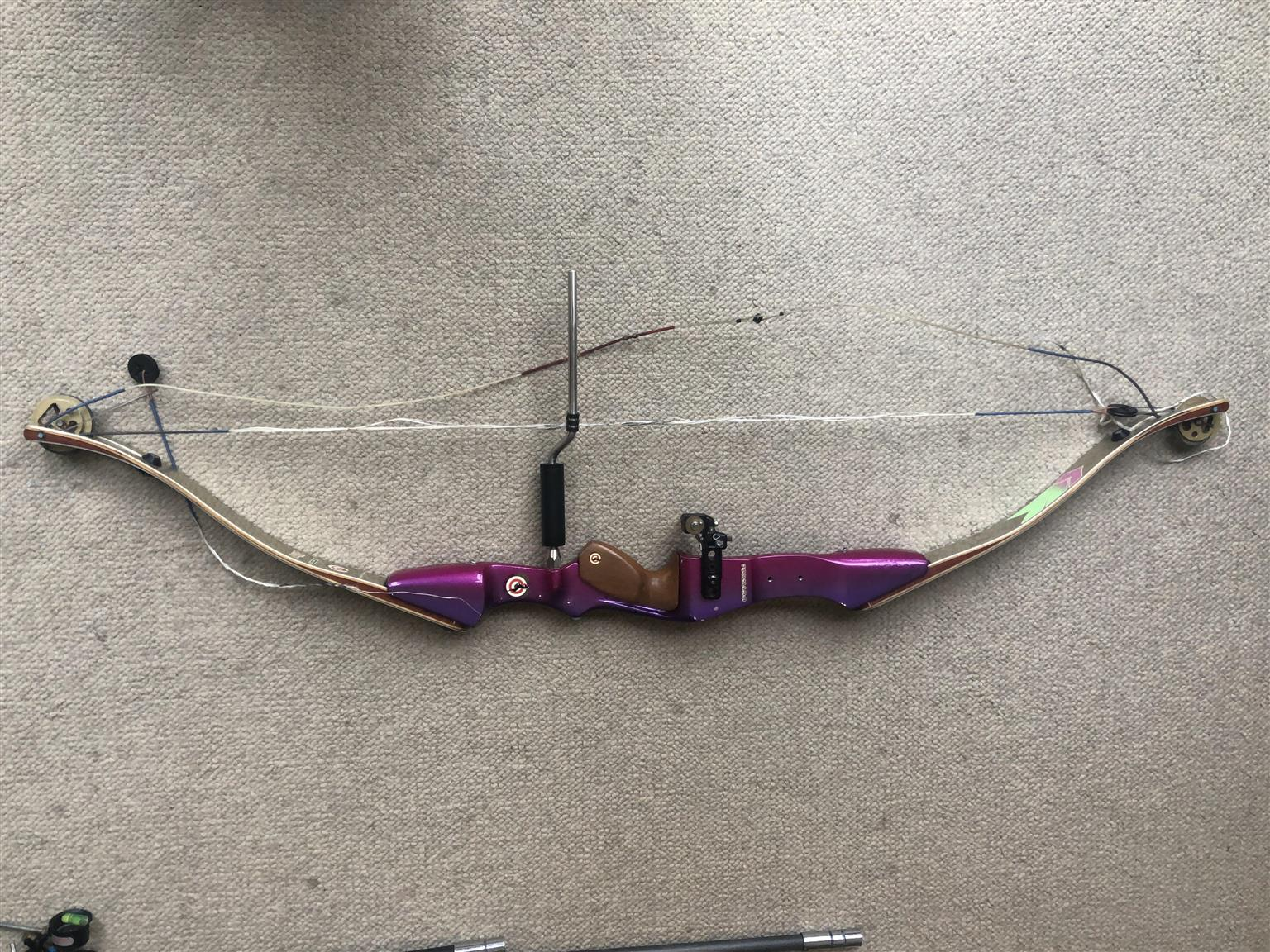 Greenhorn Compound Bow For Sale