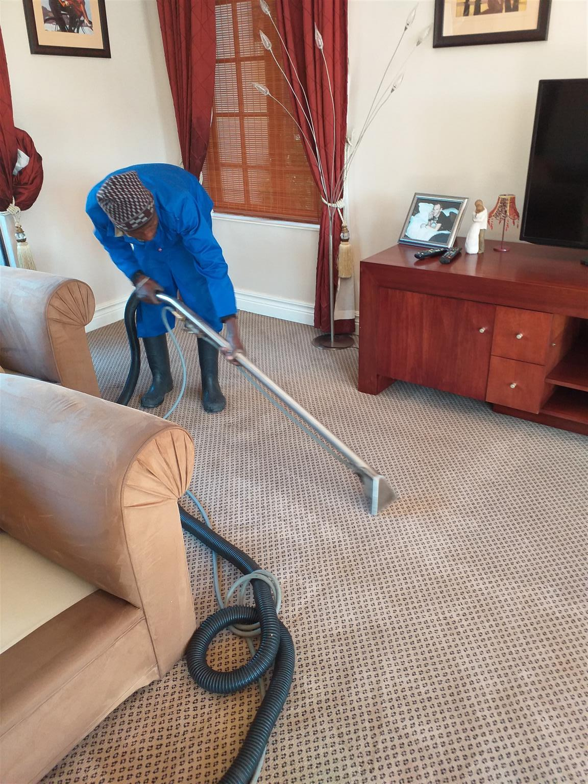 A Team carpet and Upholstery cleaners