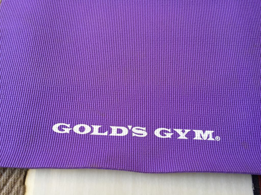 Pilates / yoga / Exercise Workout mat-Get in shape for Summer!