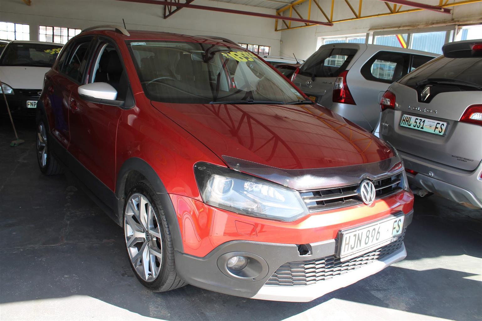 2016 VW Polo Cross  1.4TDI