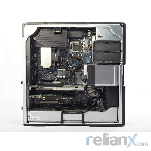 "HP Z600 Workstation - Intel Xeon 2.66Ghz / 8GB Memory / 1TB HDD / 1GB GPU / 22"" LCD / Tower"