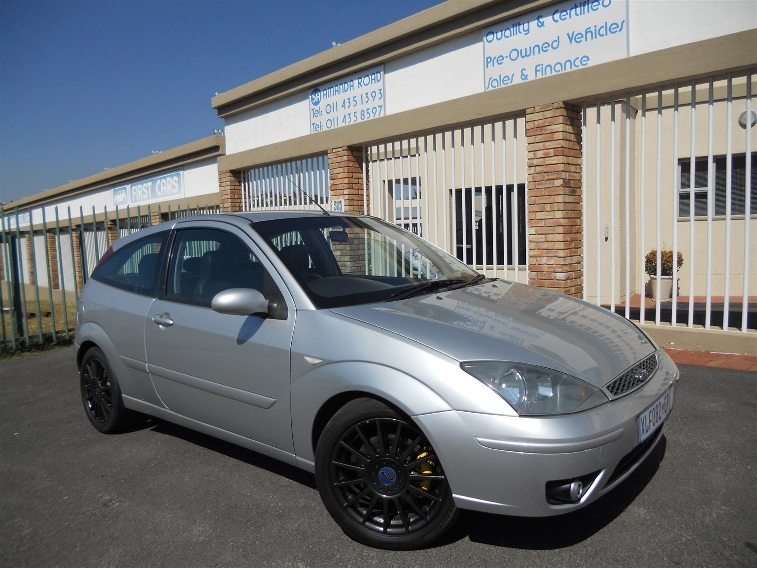 2003 Ford ST Focus