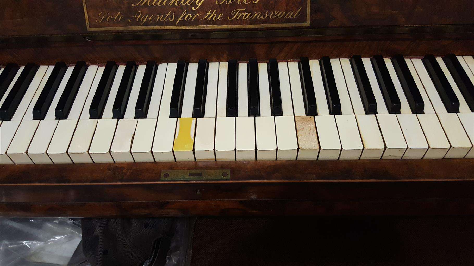 Piano Gors & Kallmann of Berlin