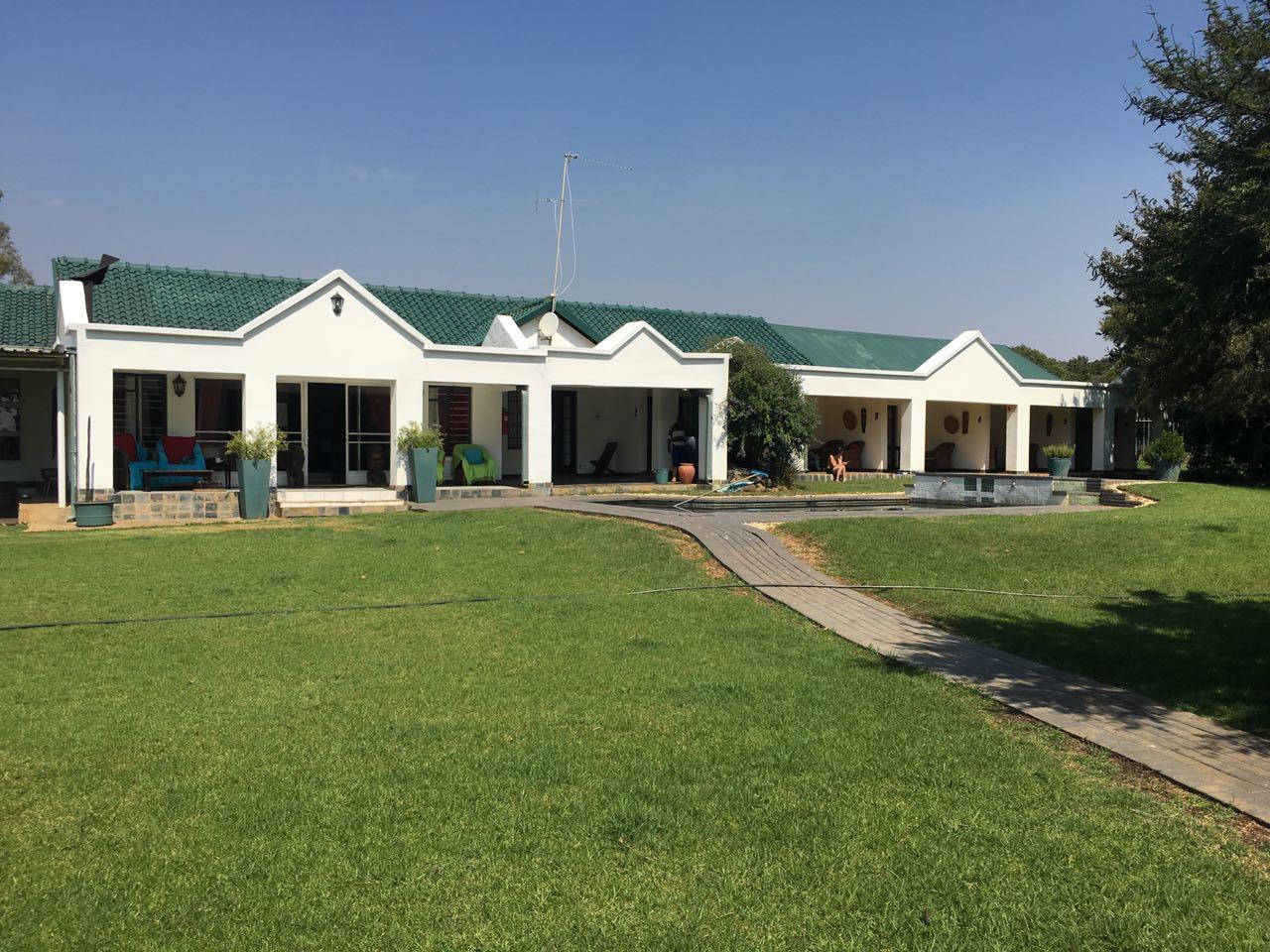 Kikuyu wildlife lodge