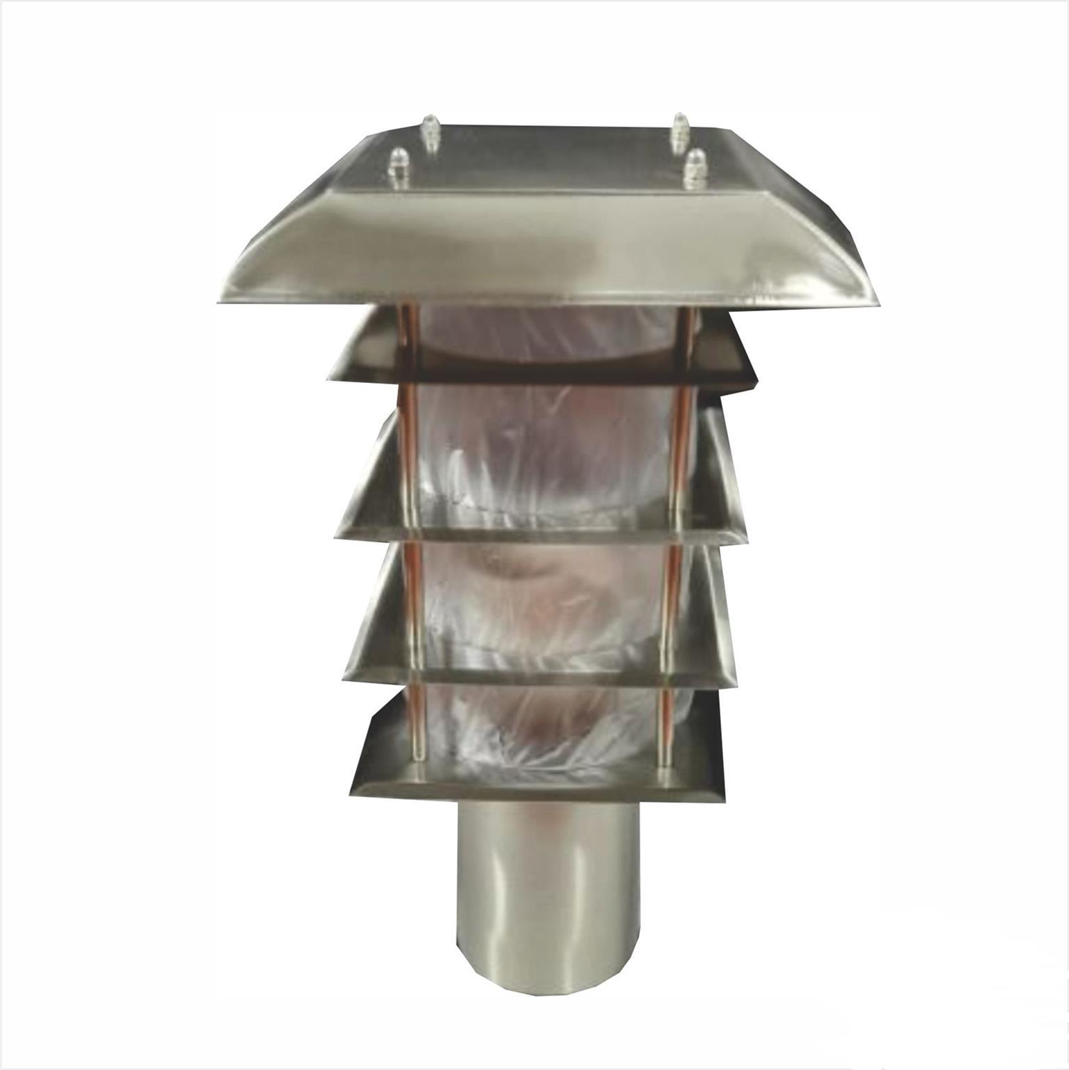 Wall Lamp Satin Chrome
