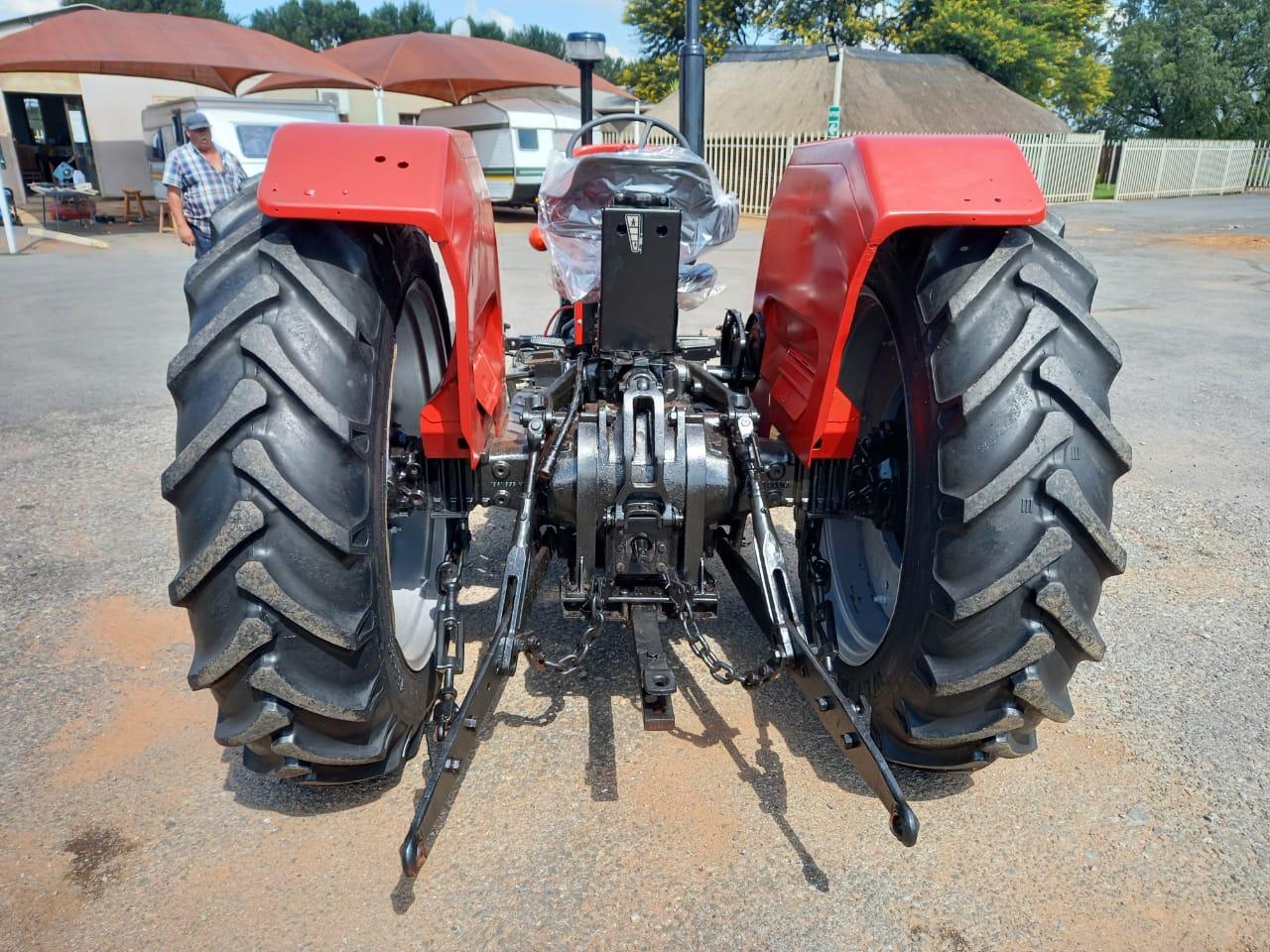 Mf 188 tractor