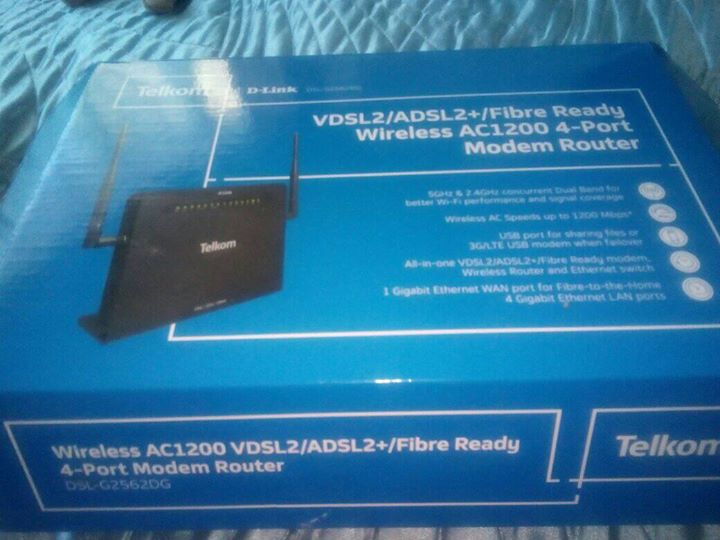 Router never been used