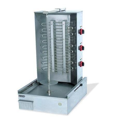 SHAWARMA MACHINE FOR SALE - ELECTRIC AND GAS SHAWARMA MAKING MACHINE - SHAWARMA ROTISSERIE EQUIPMENT