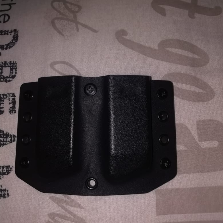 Daniels Holster and magazine, fobus Holster and magazine pouch