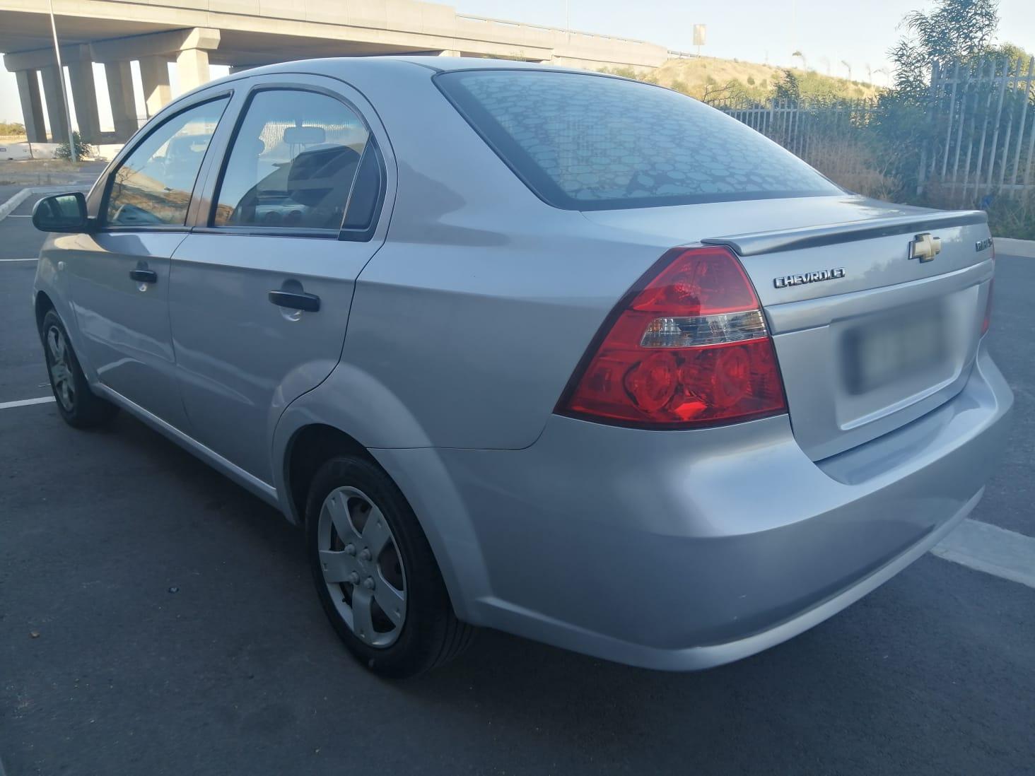 2010 Chevrolet Aveo 1.5 LS