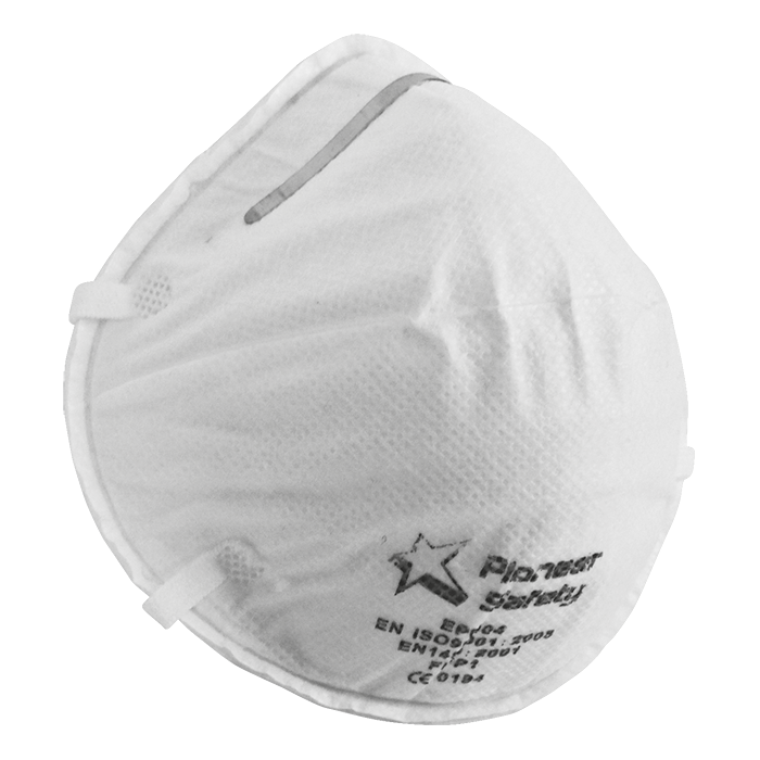 SABS DUST MASK 20'S