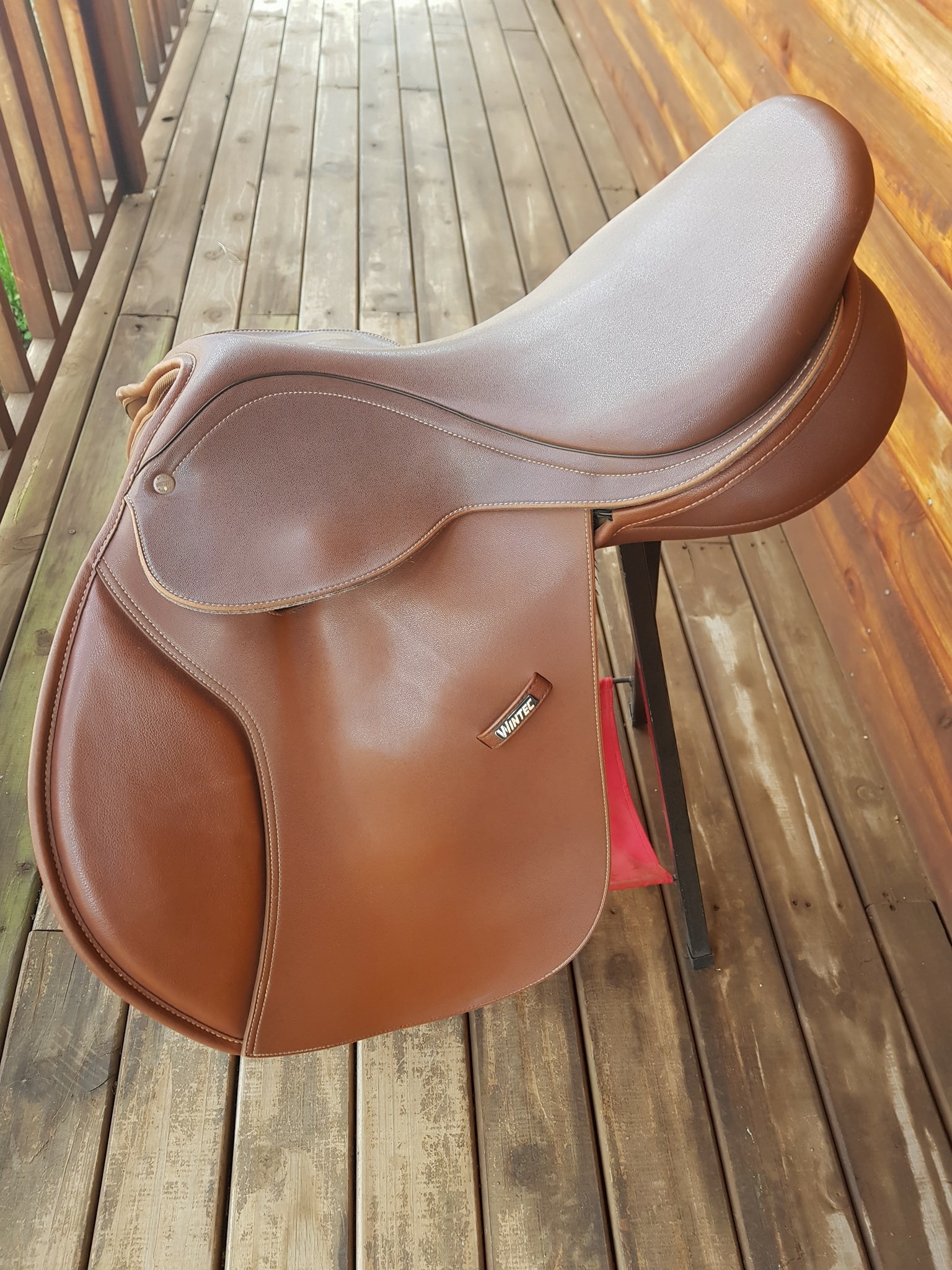 Wintec Jumping saddle