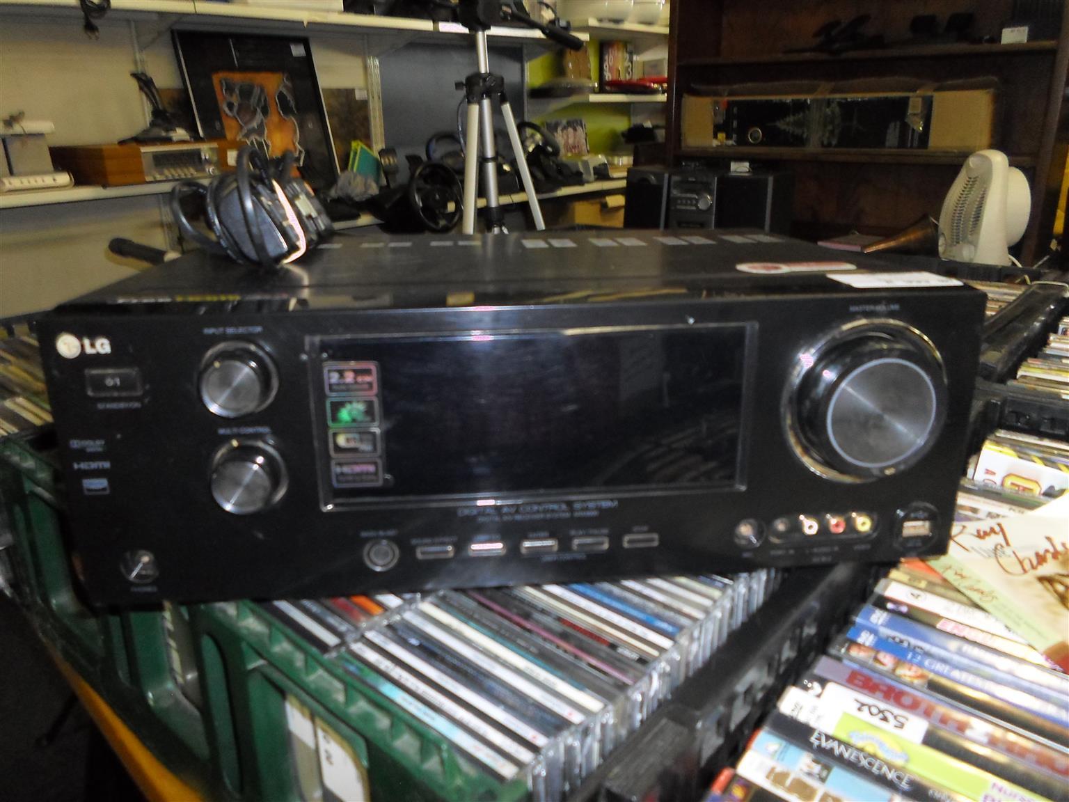 2.2Channel LG Amplifier