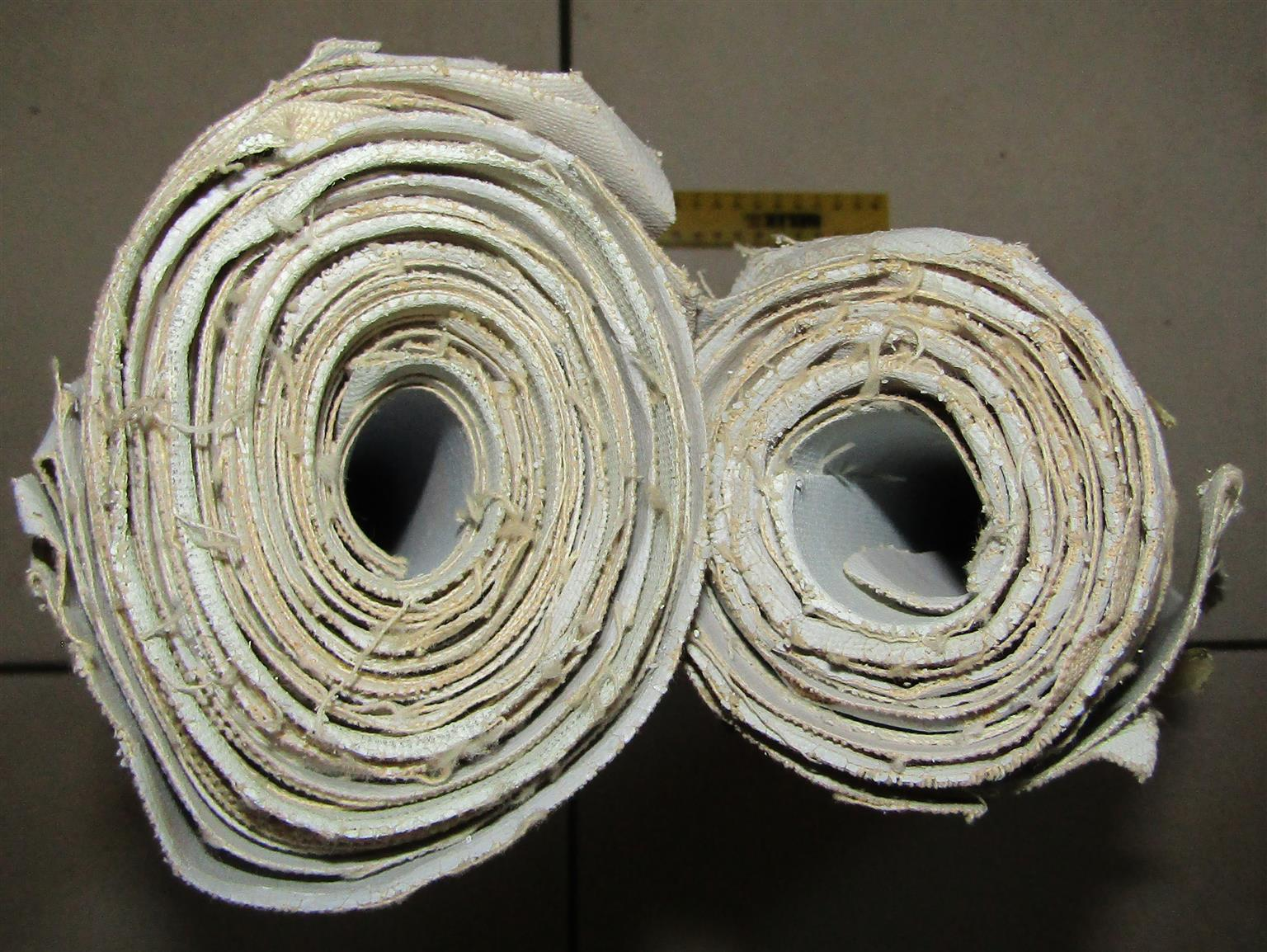 Painters Canvas - approximately 530mm wide; various lengths; 2.65kg