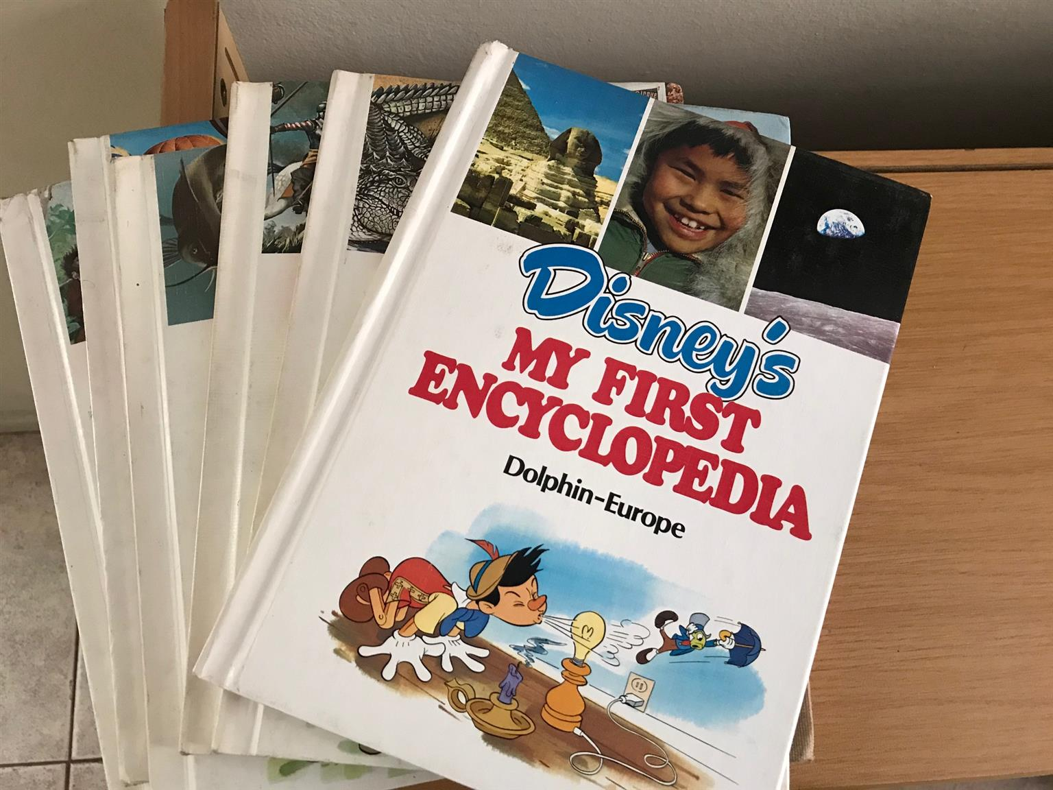 23 Disney's My First Encyclopedia in excellent condition