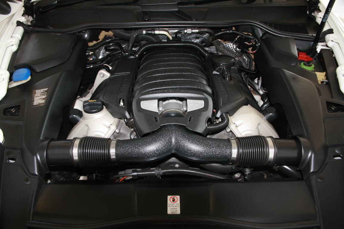 2011 Porsche Cayenne S