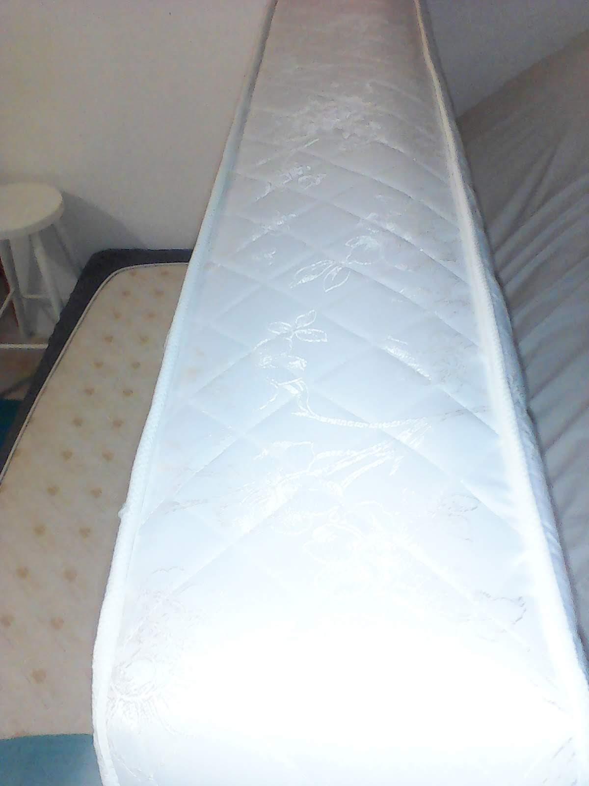 2 X AS NEW THREE QUARTER BEDS