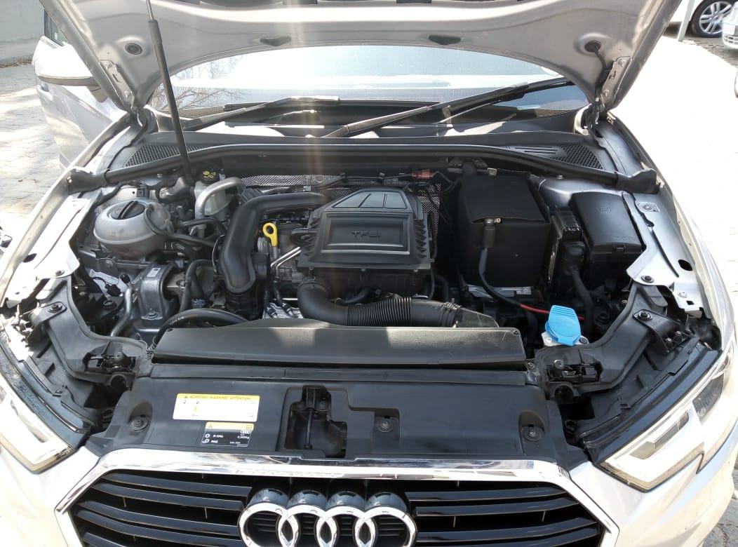 2018 Audi A3 sedan A3 1.0T FSI STRONIC