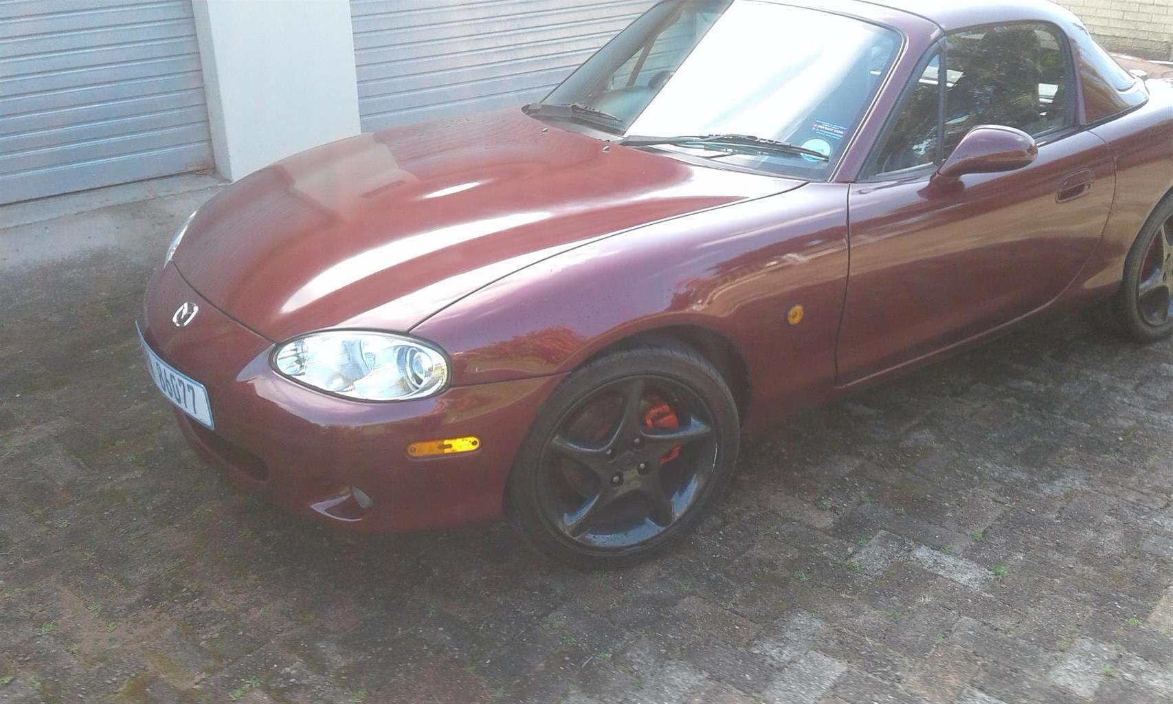 Mazda Mx 5 2004 with hard top mv