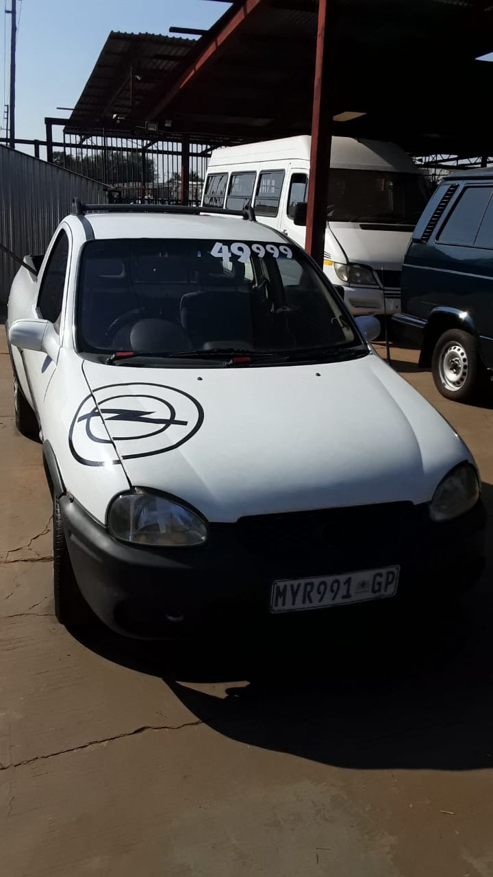 Opel corsa, 1.6i