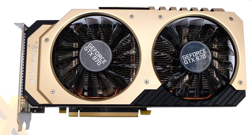 Pailt Nvidia 970GTX Video Card
