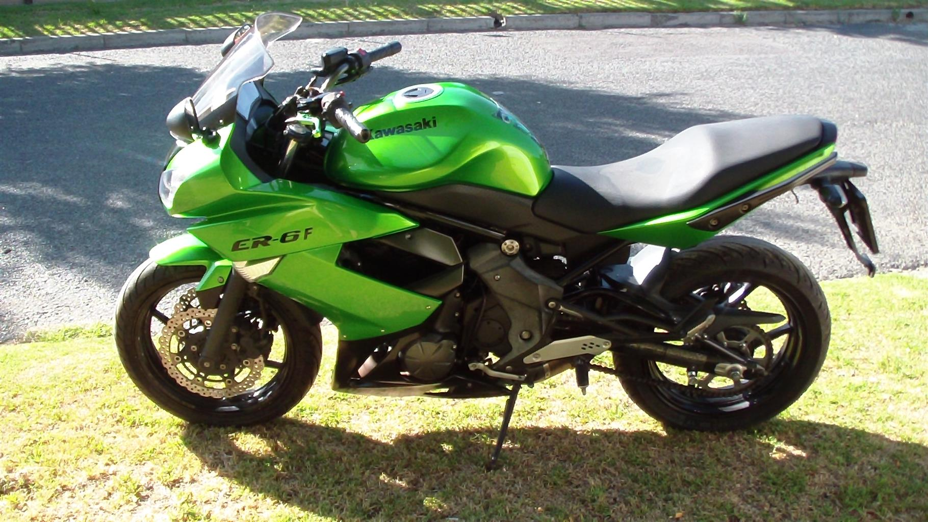 2010 Kawasaki ER