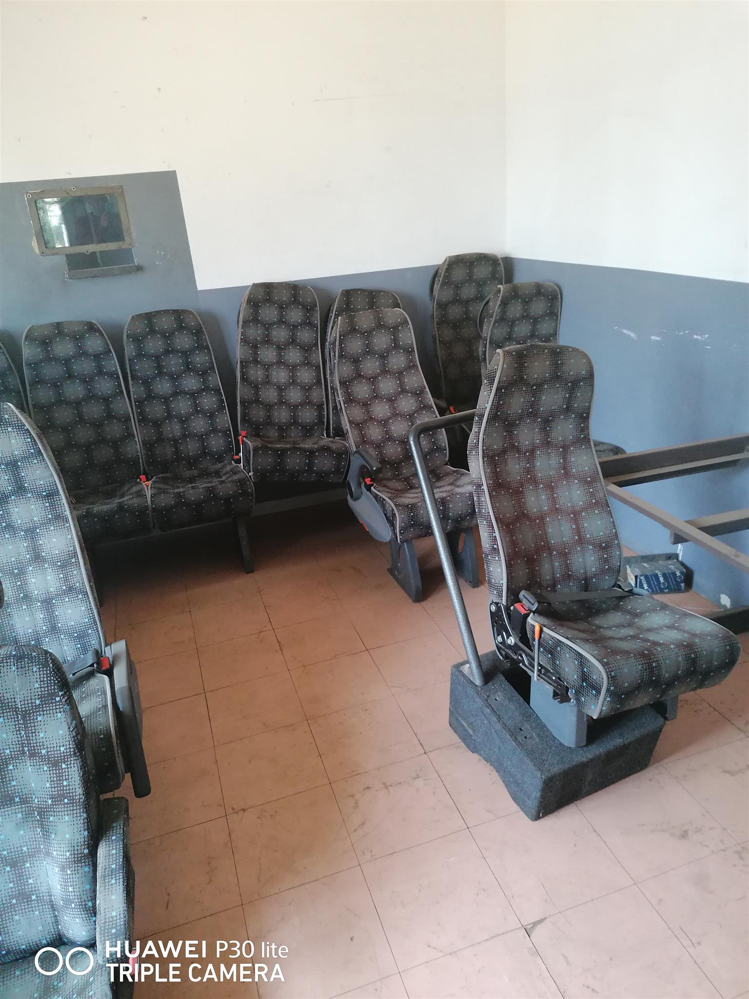 Sprinter seats