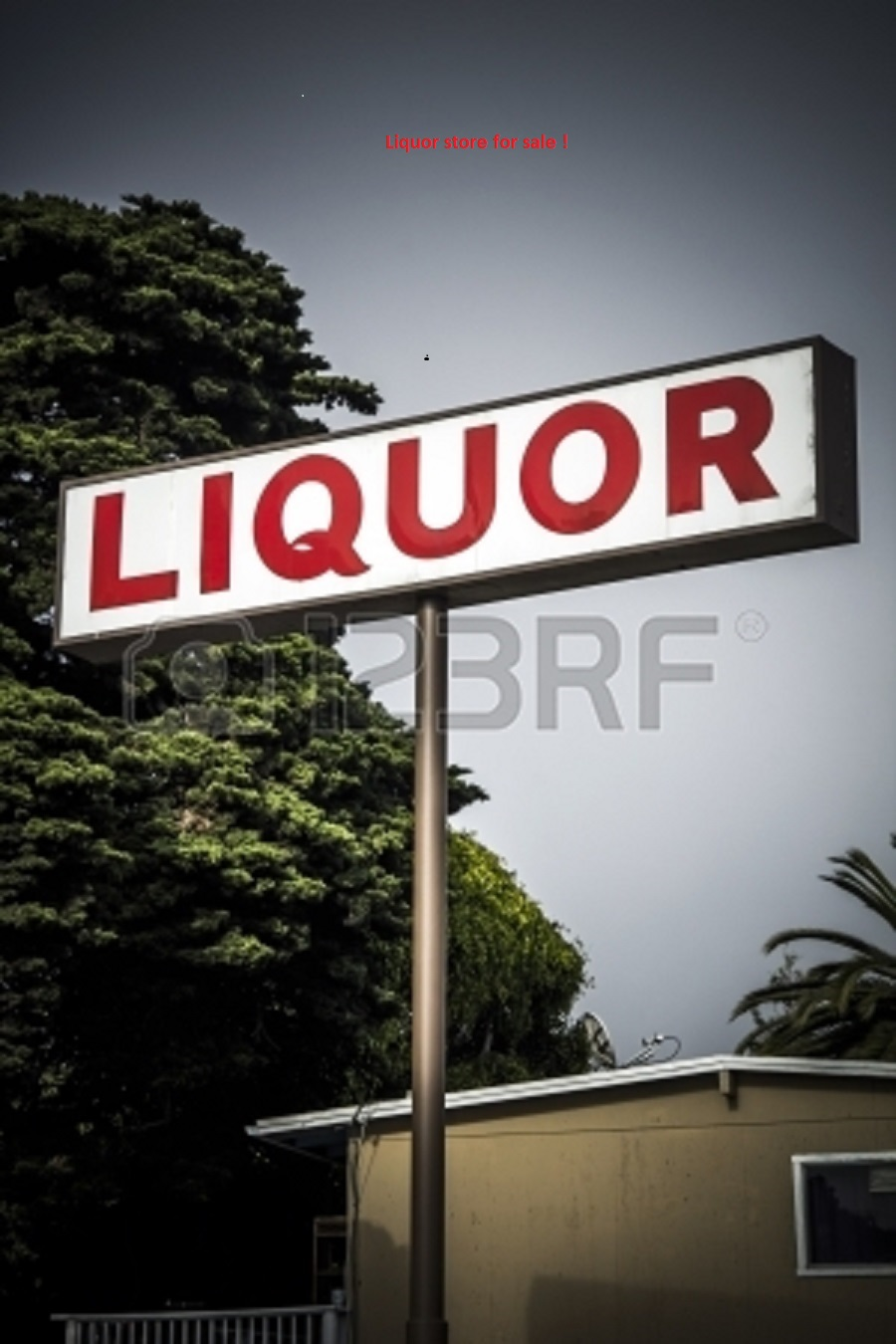 Liquor store for sale near Brooklyn area !