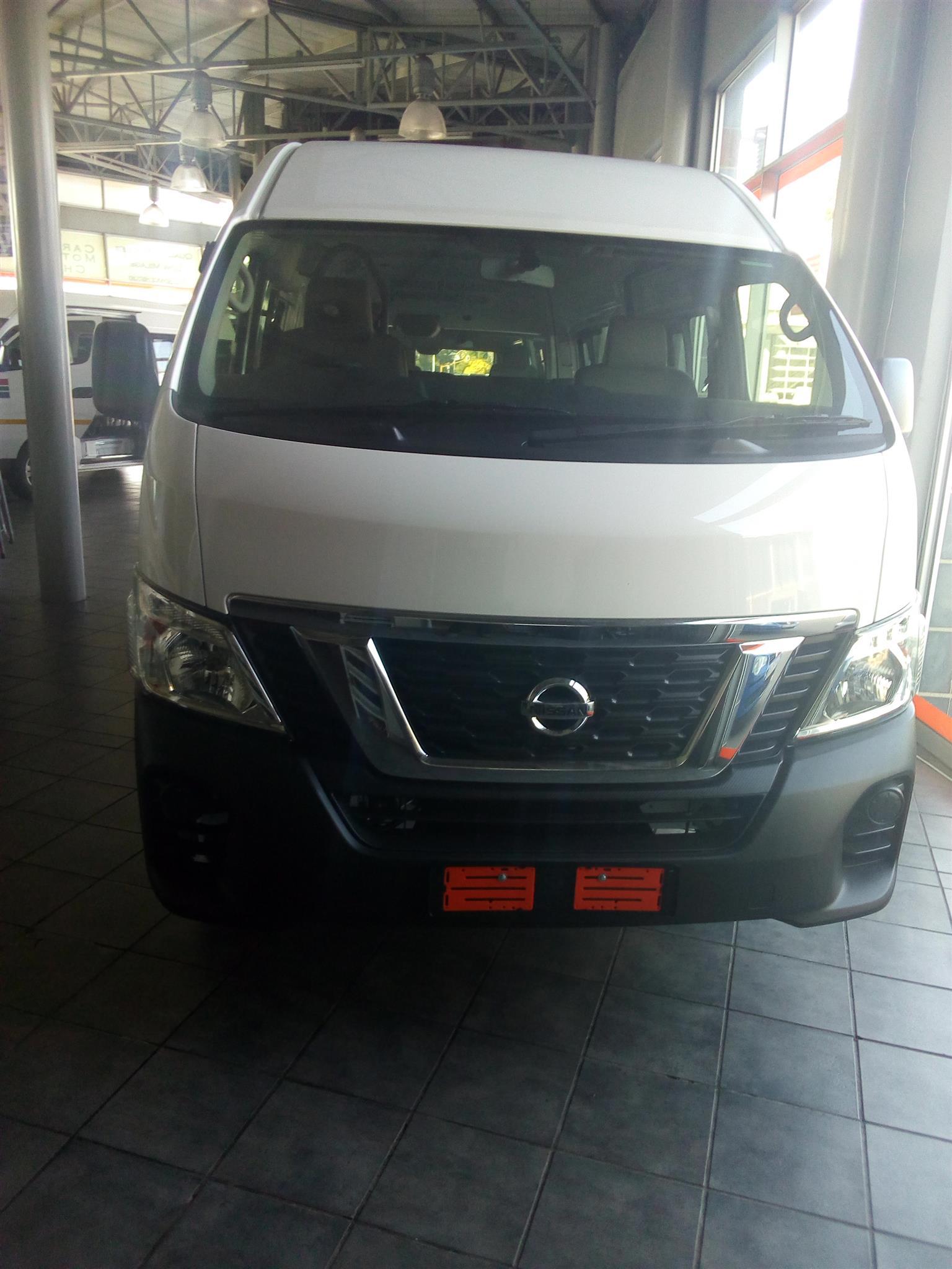 2019 Nissan NV350 panel van wide body 2.5i