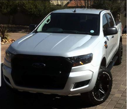 2016 Ford Ranger 2.2 double cab Hi Rider XL
