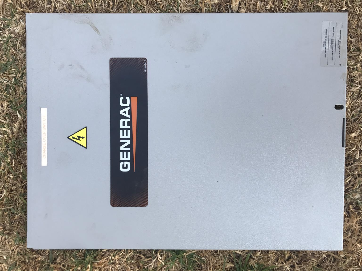 Generac Automatic Transfer Switch (ATS)