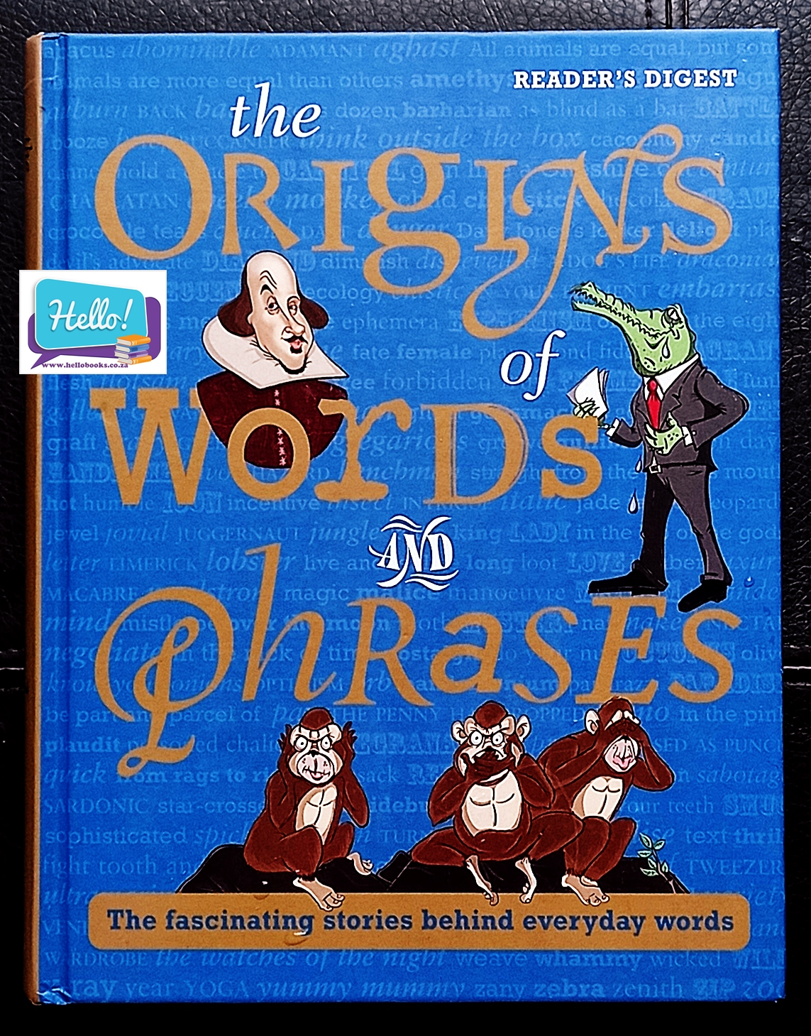 The Origins of Words and Phrases