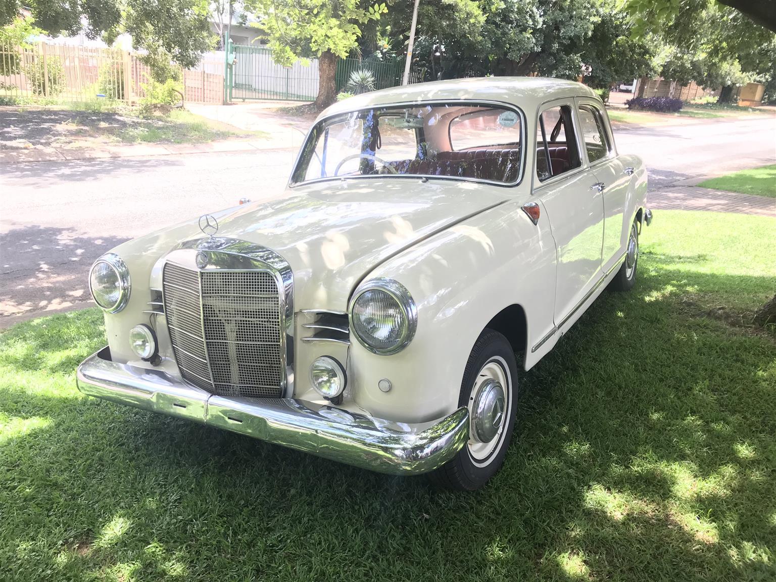 1960 Classic Cars Mercedes-Benz