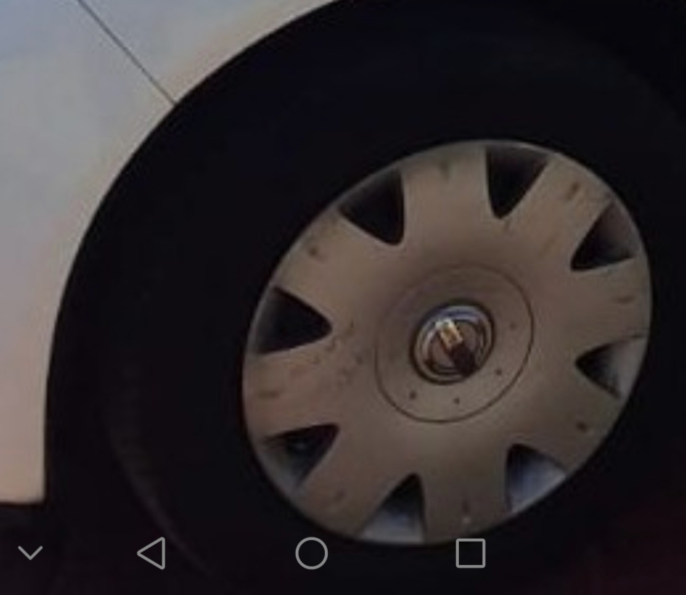 x4 Nissan Micra hubcaps for sale