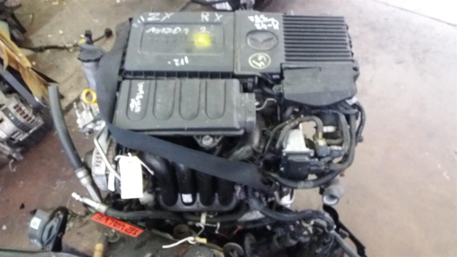 Mazda 2 1500 16V Engine # ZY