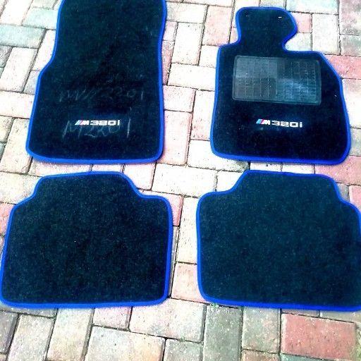 BMW Cut mats